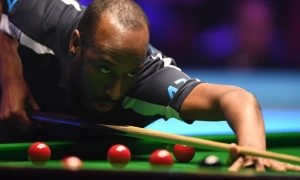 Rory McLeod Snooker