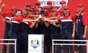Team USA Ryder Cup Golf