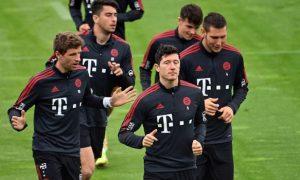 Thomas Mueller Bayern Munich Bundesliga