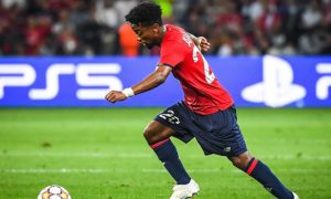 Angel Gomes Manchester United Lille