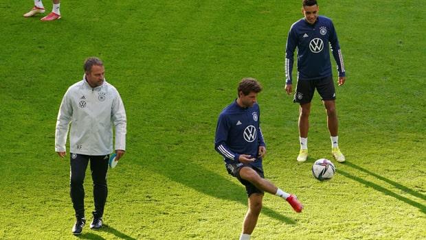 Hansi Flick Germany 2022 World Cup