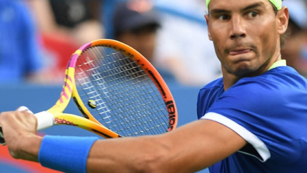 Rafael Nadal resumes training but unsure of the timeframe of his return from injury