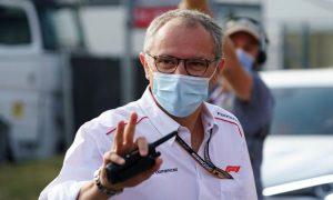 Stefano Domenicali Formula 1