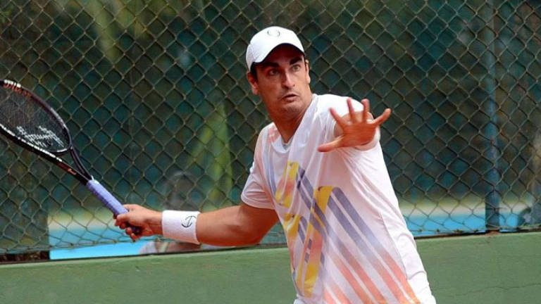 BRAZILIAN TENNIS PLAYER DIEGO MATOS  BANNED FOR LIFE FOR MATCH FIXING